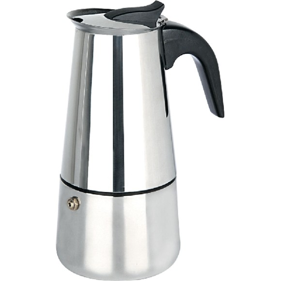 CAFETEIRA ITALIANA 4 CAFES INOX 3404 KEHOME