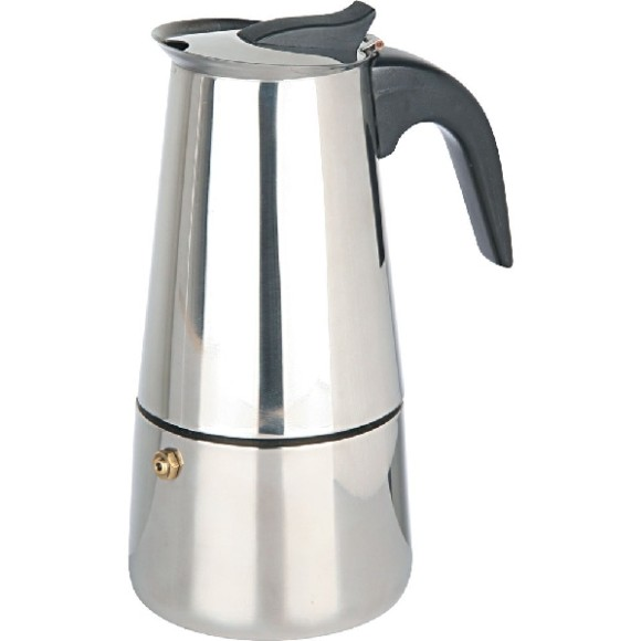 CAFETEIRA ITALIANA 6 CAFES INOX 3406 KEHOME