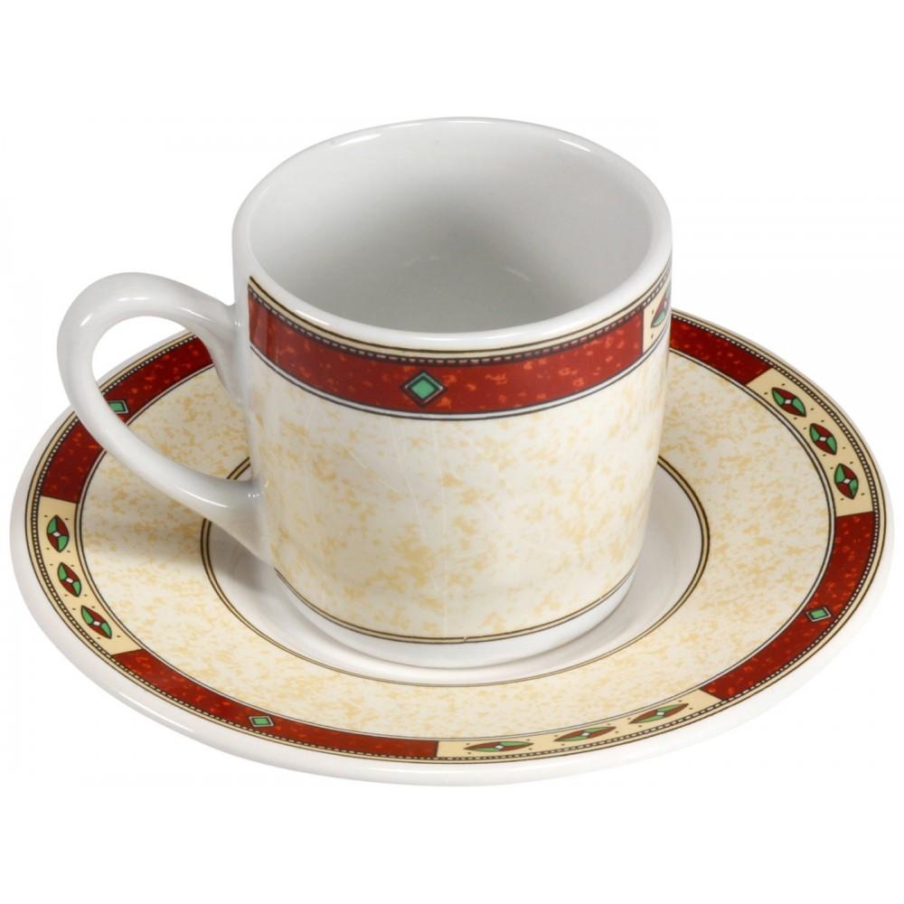 XICARA CAFE C/6 JGXC-004 RUBY HAUSKRAFT