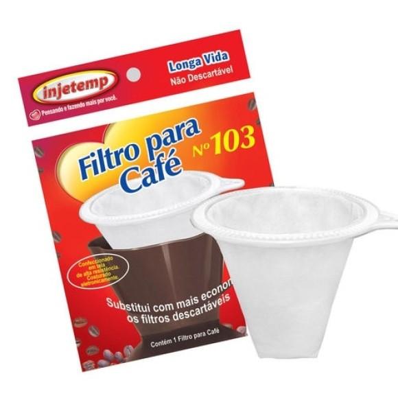 FILTRO CAFE 103 1019 INJETEMP